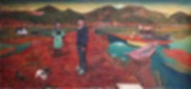 'Lashihai'_Part_II_160×345cm.jpg