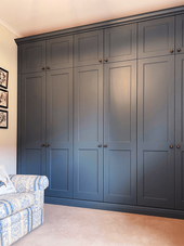 Flegg: Bespoke Bedroom Joinery