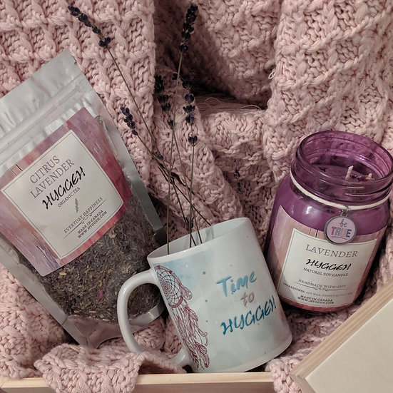 Handmade Lavender Hyggeh Gift Sets