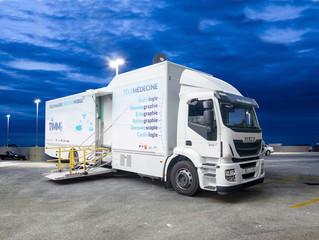 La télé-médecine mobile : l'innovation CTM au service de la qualité de la prise en charge des pa