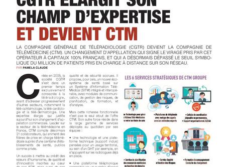 CGTR élargit son champ d'expertise et devient CTM