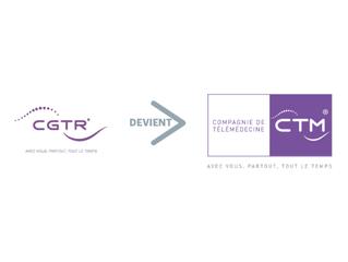 CGTR devient CTM : la Compagnie Générale de TéléRadiologie devient la Compagnie de TéléMédecine