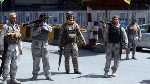 """탈레반, 아프간 점령 """"대통령 도피"""""""