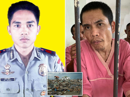 2004년 쓰나미로 사망선고 받은 경찰…16년만에 산 채로 발견돼