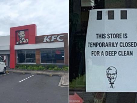 파파토에토에 고등학교장, KFC에서 일한 학생…격리규칙 위반 옹호