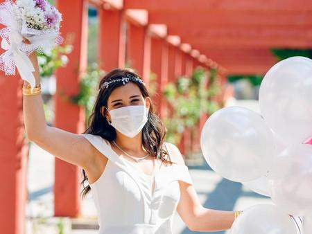 국경 폐쇄와 격리시설 이용부담으로 결혼식 연기