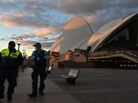 호주 NSW 州, 111건의 신규사례 발생…한 명의 사망자 기록