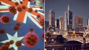호주 Covid-19 위기, 분노한 멜버른 시민들…'긴급봉쇄' 항의시위
