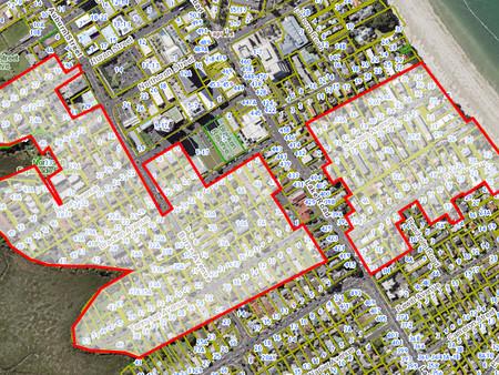 타카푸나 거주민을 위한...새로운 주거용 주차 구역 확정