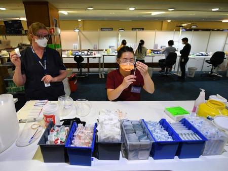 빅토리아 州, 100만 '근로자 백신 의무화'