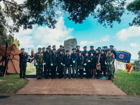 (사)뉴질랜드재향군인회, 한국전 정전협정 68주년 기념식