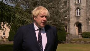 영국, '6개월 만에 일일 최고' Covid-19 사망 기록 '207 명'