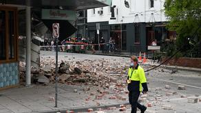 빅토리아 주, 진도 6.0 지진 발생… '15분 후 진도 4.0 여진 이어져'