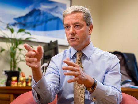 국민당 앤드류 베일리 의원, '소상공인들의 임대료를 위한 국가 지원'제안
