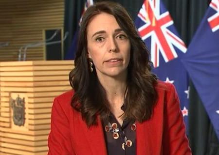 Jacinda Ardern 총리, 타스만 횡단 버블…몇 달이 걸릴 수도