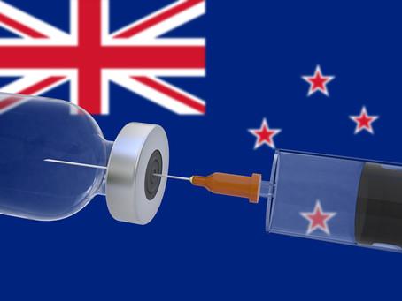 화이자 백신, 뉴질랜드 사용 승인…영국 發 변종'재 변이'