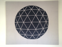 Large Tapestry geometric