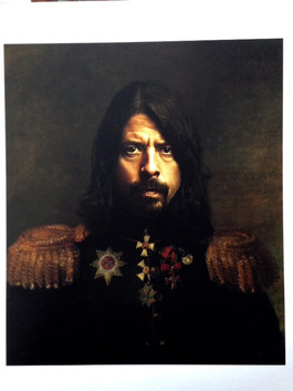 Dave Grohl art for sale