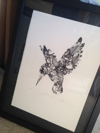 Screenprint Flox for sale