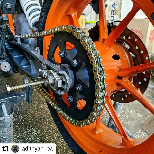 "#repost @adithyan_pa • • • Now she's ""GO"