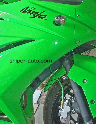 3L- HEL Steel Braided Brake Lines