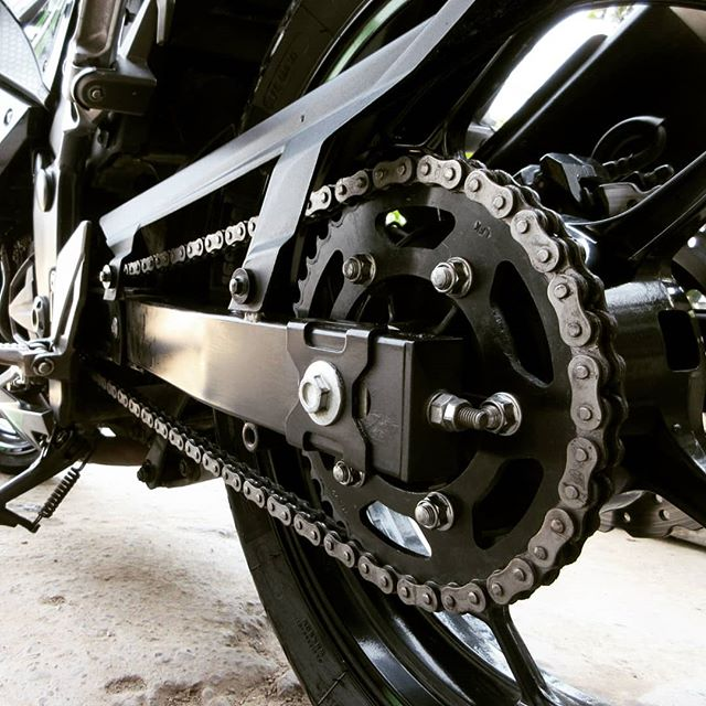 Rolon Xring Chain Sprocket Kits for Ninj