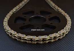 BMW G310R / G310GS- Rolon Gold X-Ring Chain Sprocket Kit