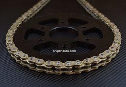 BMW G310R / G310GS- Rolon Gold X-Ring Chain Sprocket Kit