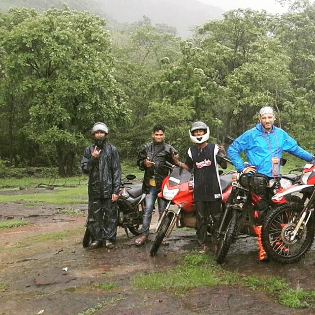 Impulse Riders- Mumbai- Ride to Morbe  #