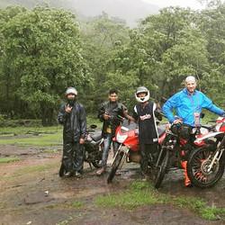 Impulse Riders- Mumbai- Ride to Morbe  #