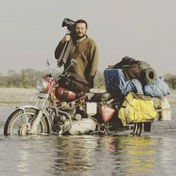 True biker who collected experiences rat