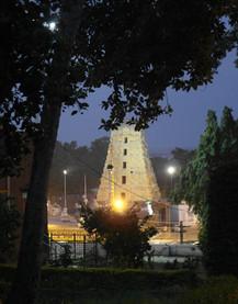 Tempelanlage Sri Sailam