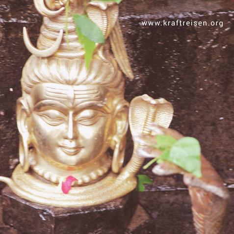 Tryambakeshwar Detail Shiva