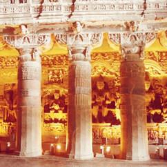 Ajanta Caves, Indien