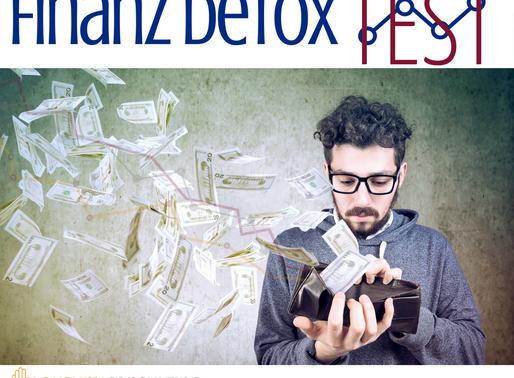Der FINANZ-DETOX-Test; Kennst du das auch?