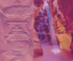 Heiliges Schoss Chakra nach Sri Kaleshwar