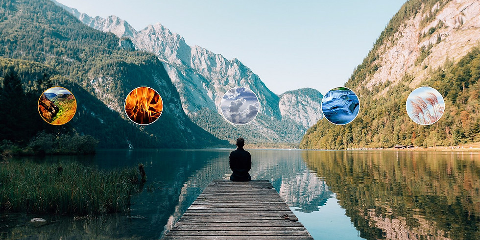 INFOABEND - Der 5 Elementeprozess