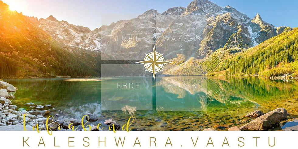 Vortrag Kaleshwara Vaastu - Bauen & Wohnen im Einklang mit den Elementen