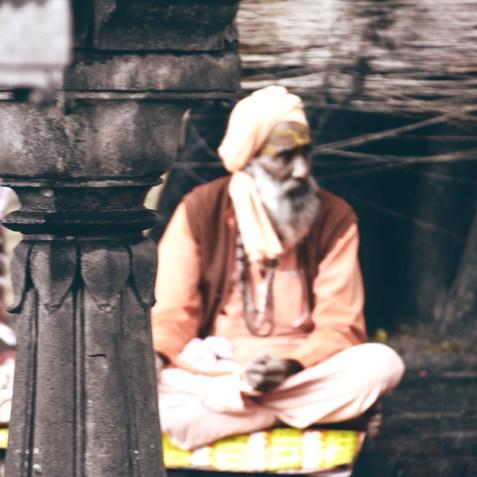 Tryambakeshwar Tempel Umgebung