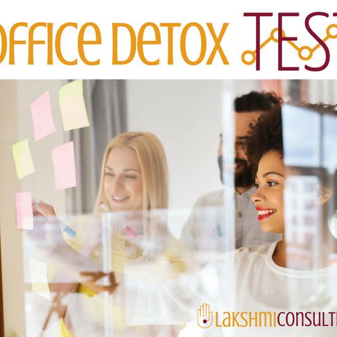 Der Office Detox Test - Kennst du das?