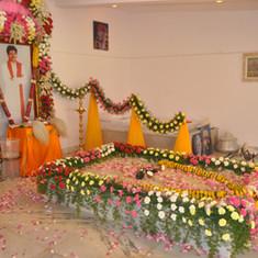 Samadhi Sri Kaleshwar