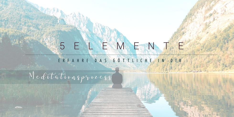 INFOABEND - Meistere die 5 Elemente