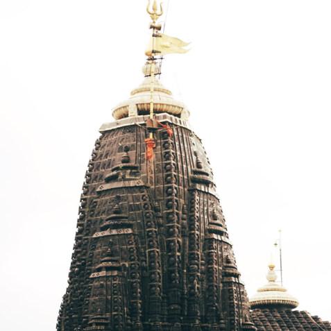 Tryambakeshwar Tempel, Indien