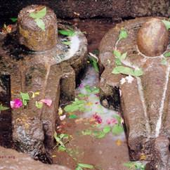 Tryambakeshwar Tempelanlage, Indien