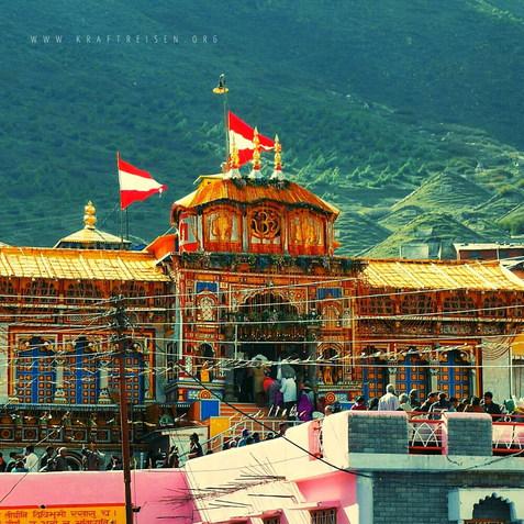 Badrinath Tempel