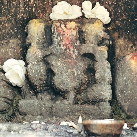 Panadava Panch Tempel
