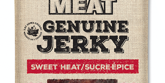 Great Canadian Meat Beef Jerky: Sweet & Hot