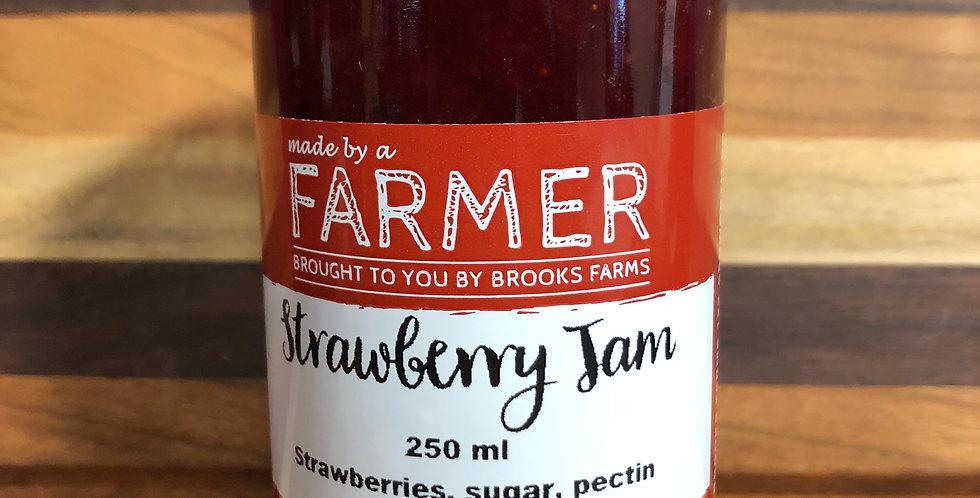 Brooks Farms Strawberry Jam - 250ml