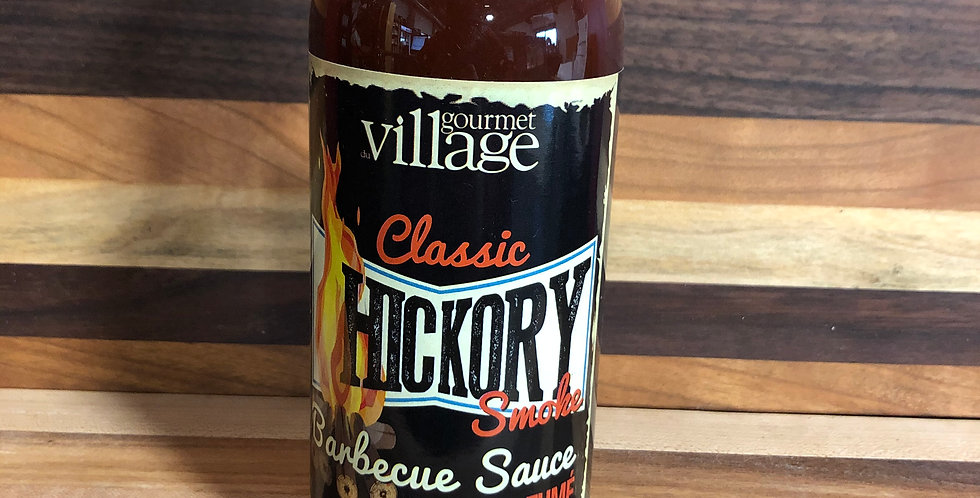 Gourmet Village: Classic Hickory BBQ Sauce(350ml)