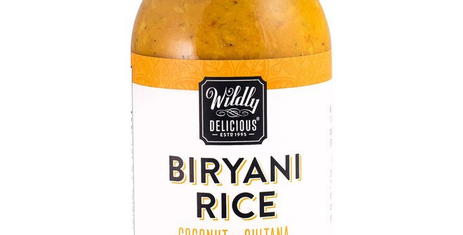 Wildly Delicious Biryani Rice - Indian Cooking Sauce